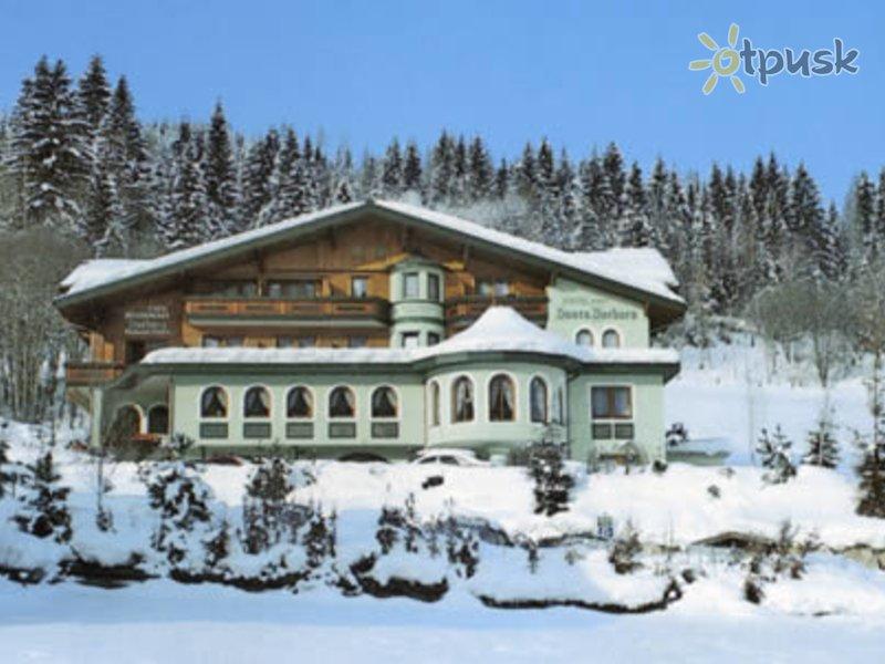 Отель Santa Barbara 4* Флахау Австрия