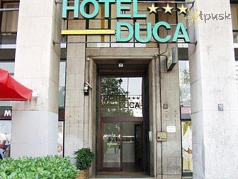 Отель Duca Hotel 3* Милан Италия