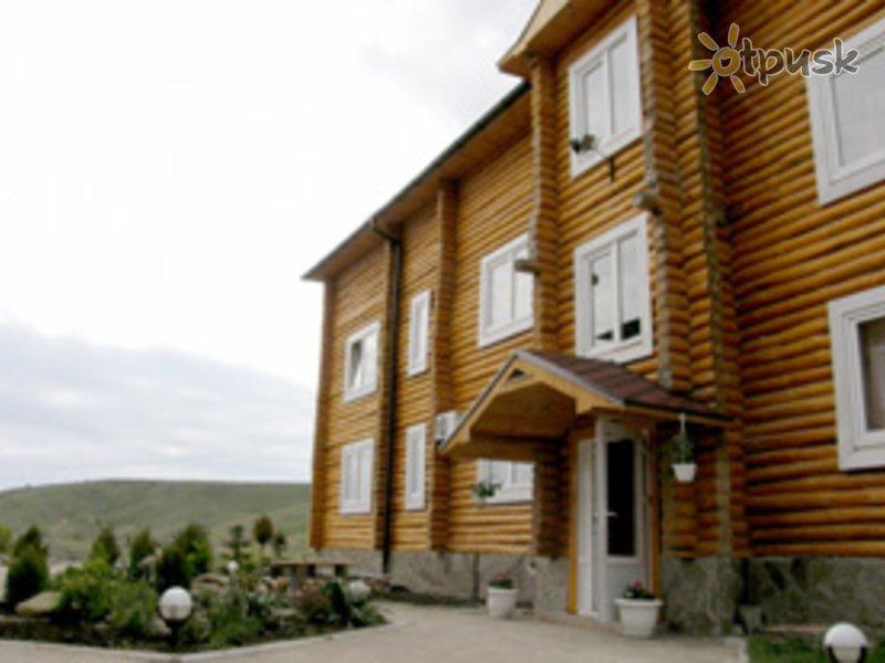 Отель Избушка 2* Коктебель Крым