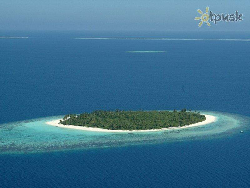 Отель Alila Villas Hadahaa 5* Северный Мале Атолл Мальдивы