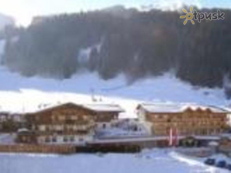 Отель Riederalm Arenahotel 4* Заальбах Австрия