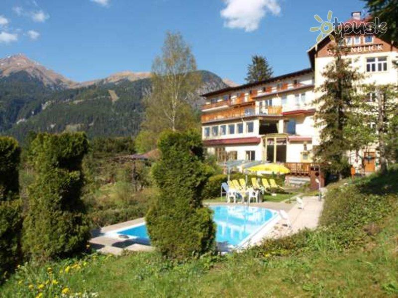Отель Alpenblick Hotel 3* Бад Гаштайн Австрия