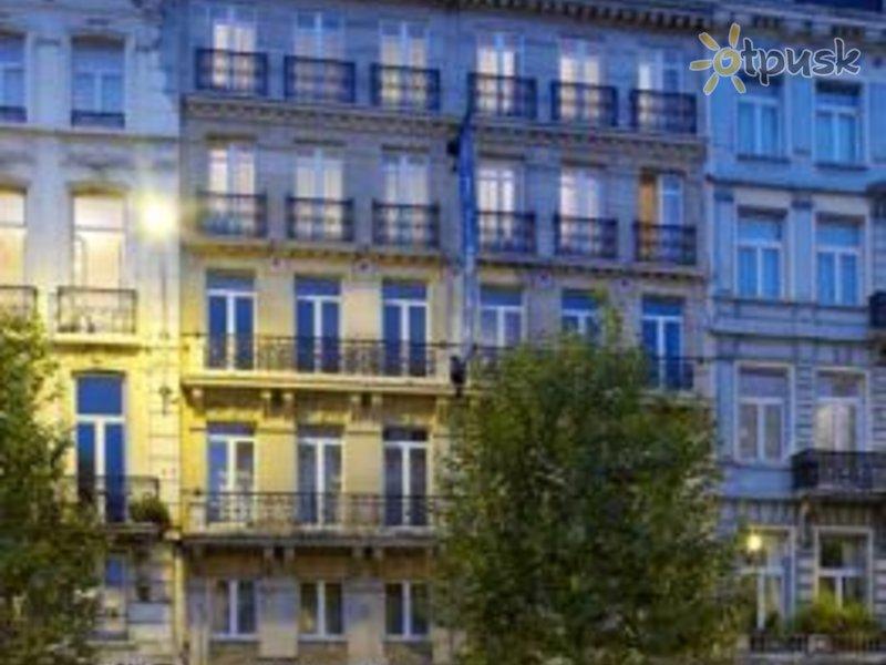 Отель Eurostars Grand Place 4* Брюссель Бельгия