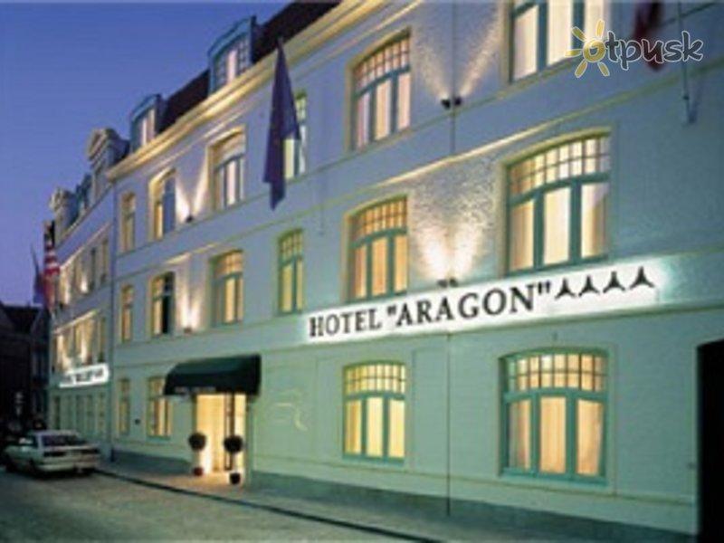 Отель Aragon 4* Брюгге Бельгия