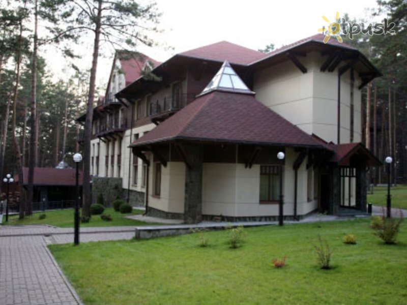Отель Парк отель Грааль 4* Кемерово Россия