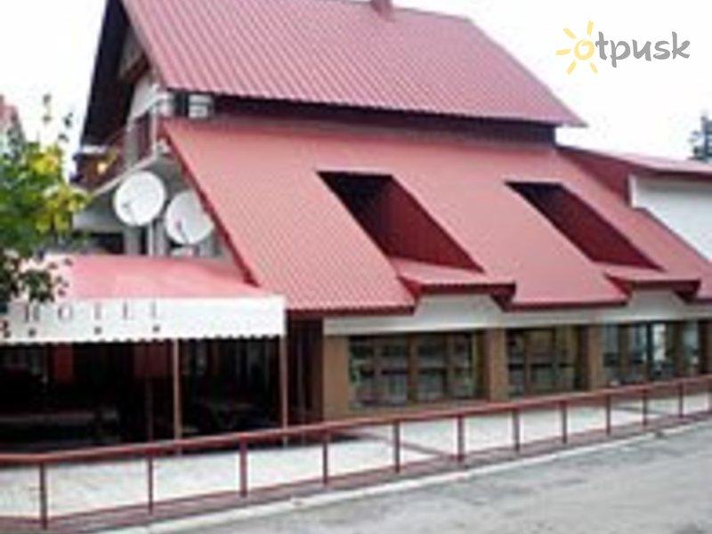 Отель MB Zabliak 3* Жабляк Черногория