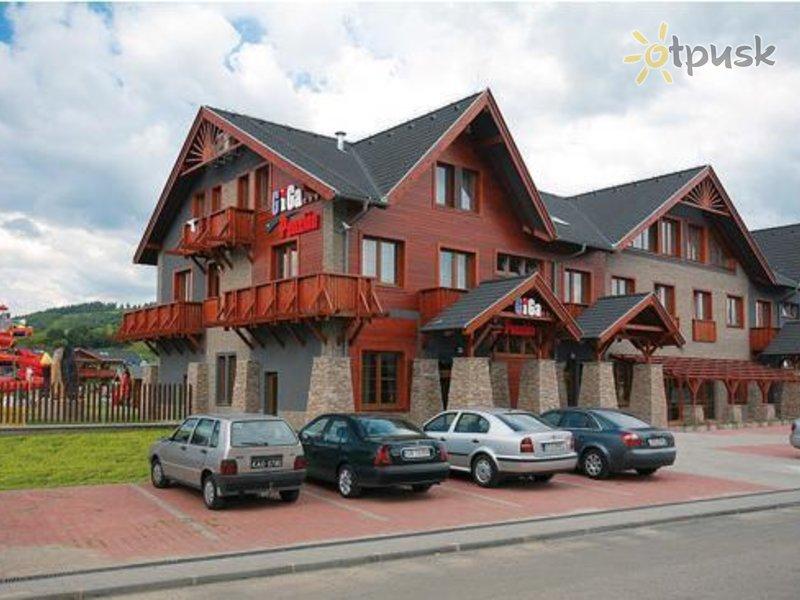 Отель Giga Hotel 4* Бешенева Словакия