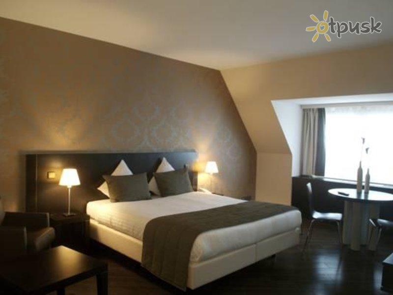 Отель Cascade Louise 4* Брюссель Бельгия