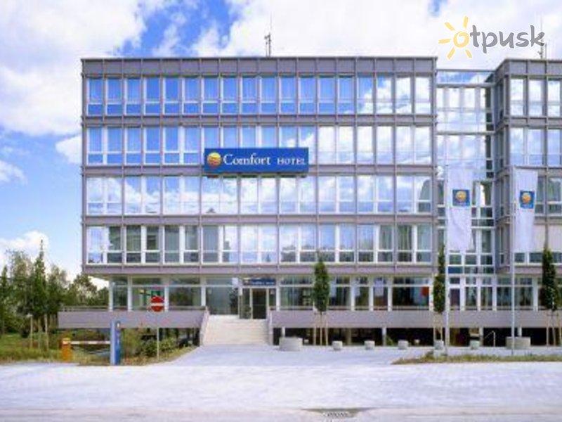 Отель Comfort Hotel Munchen Ost 3* Мюнхен Германия