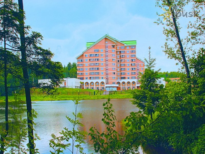 Отель Никольский Парк 3* Подмосковье-Север Россия