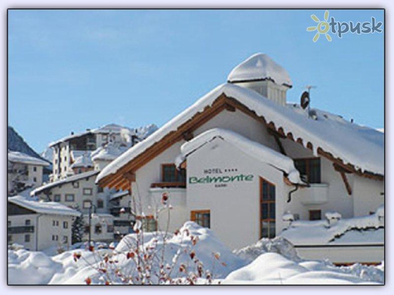 Отель Garni Belmonte 4* Ишгль Австрия