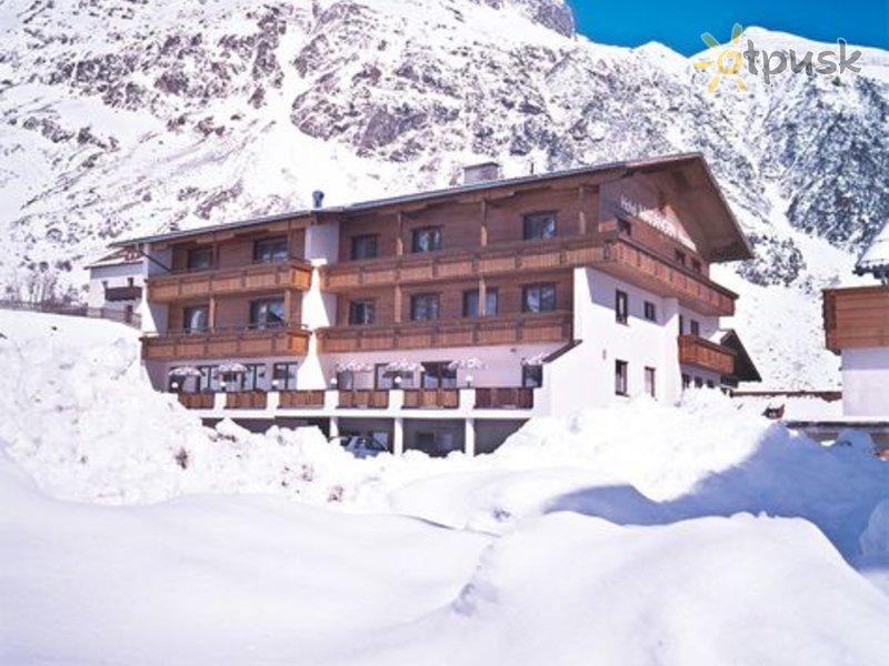 Отель Marangun 3* Галтюр Австрия