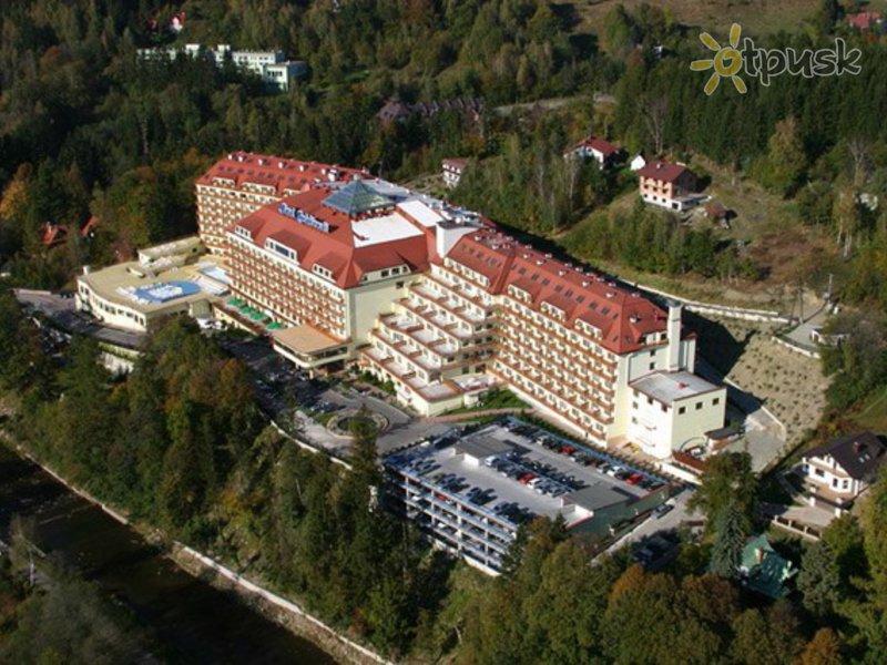 Отель Golembiewski Hotel 4* Висла Польша