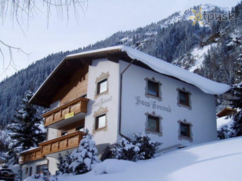 Отель Konrad Apt 3* Ишгль Австрия