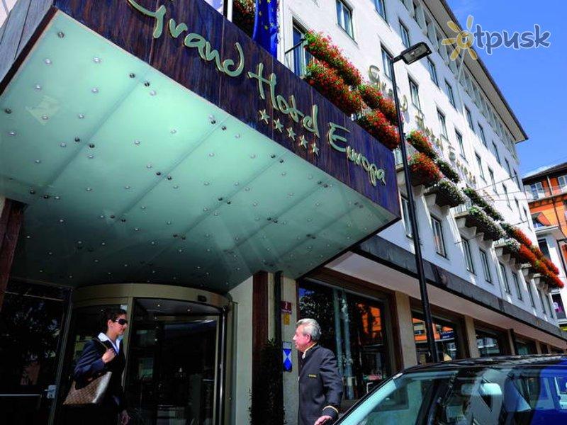 Отель Grand Hotel Europa 5* Инсбрук Австрия