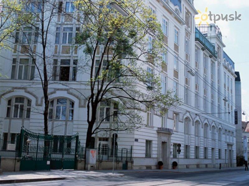 Отель NH Belvedere 4* Вена Австрия