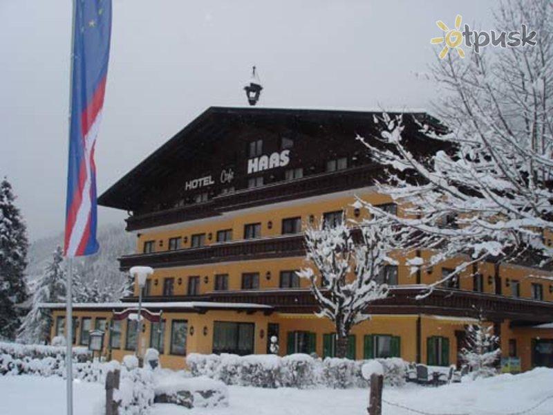 Отель Haas 4* Бад Гаштайн Австрия