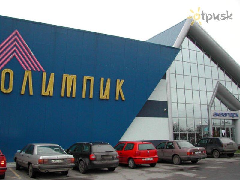 Отель Олимпик 4* Калининград Россия