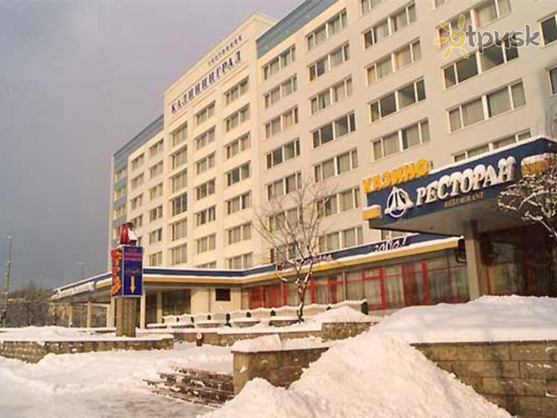 Отель Калининград 3* Калининград Россия