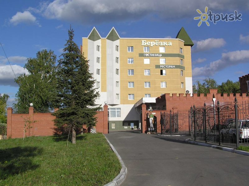 Отель Березка 5* Челябинск Россия