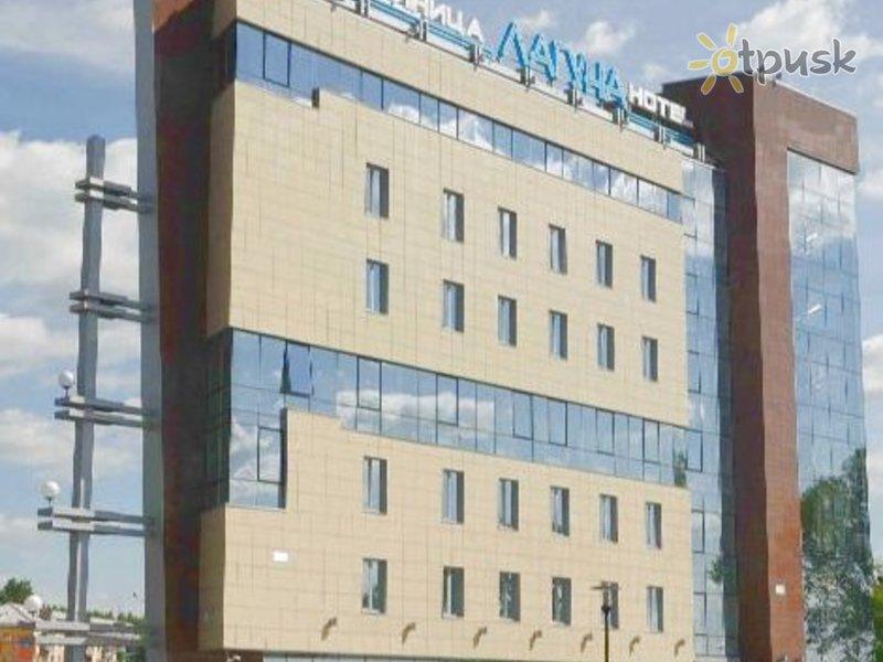 Отель Премиум Отель Лагуна 3* Липецк Россия