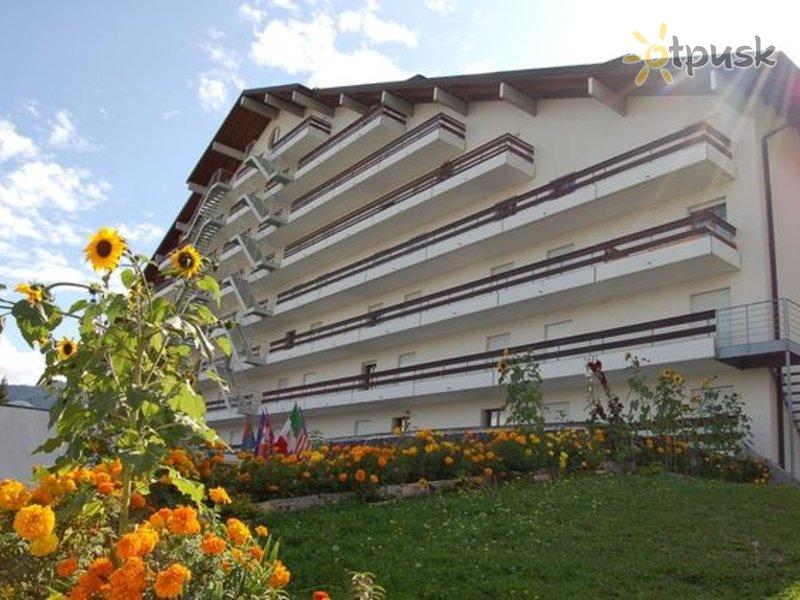 Отель Les Cretes 4* Торгон Швейцария
