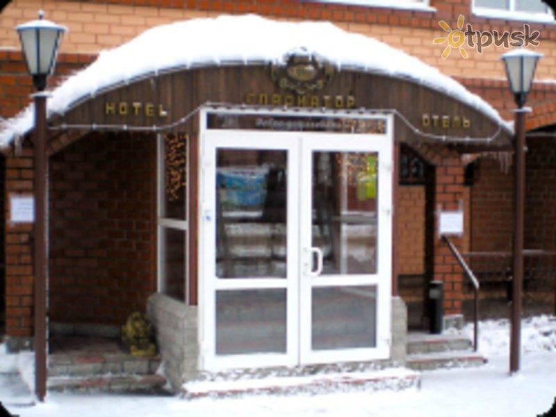 Отель Гладиатор 2* Владимир Россия