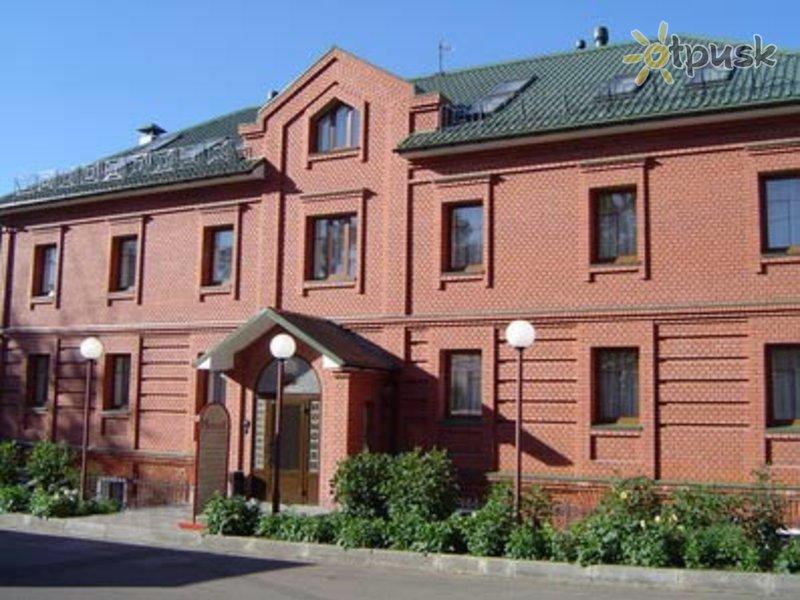 Отель Мономах 2* Владимир Россия
