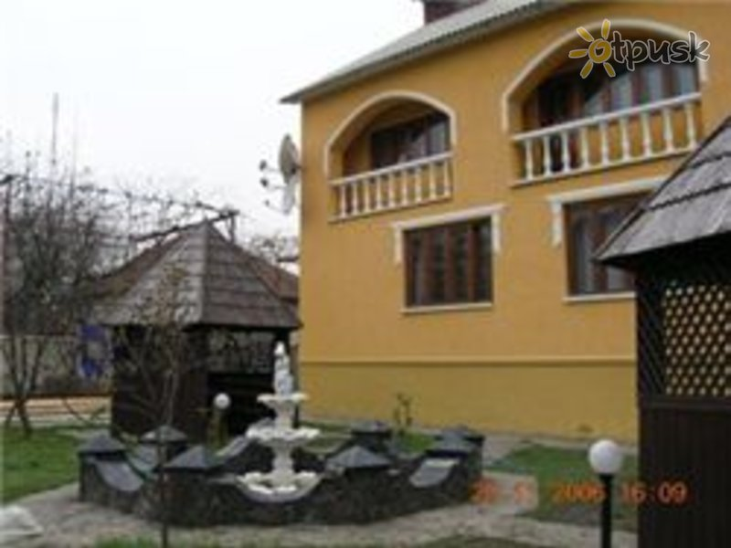 Отель У Джона 2* Свалява Украина - Карпаты
