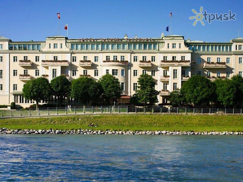 Отель Sacher Salzburg 5* Зальцбург Австрия