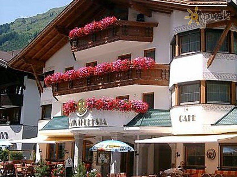 Отель Garni Maria Theresia 4* Ишгль Австрия