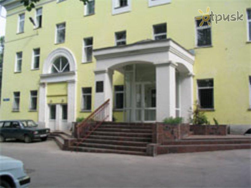 Отель Демидовский Стиль 2* Тула Россия