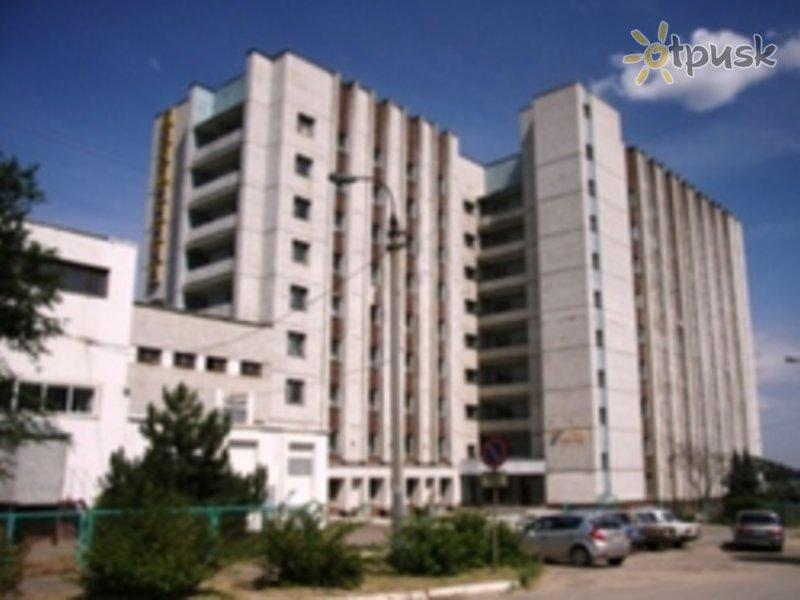 Отель Каскад 2* Волгоград Россия