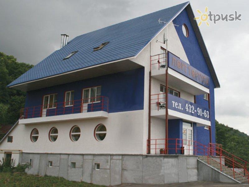 Отель Порт Тортуга 2* Нижний Новгород Россия