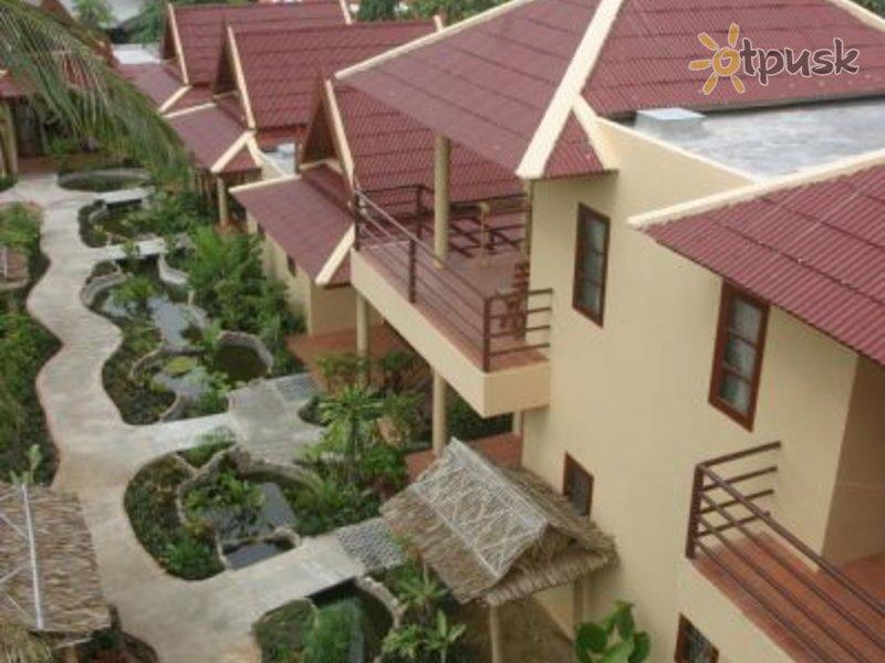 Отель Natural Wing Health Spa & Resort 3* о. Самуи Таиланд