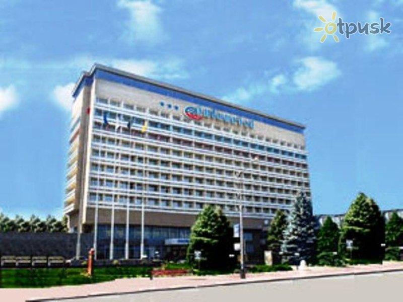 Отель Интурист 4* Краснодар Россия