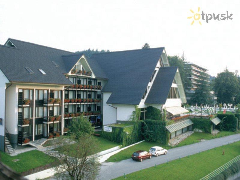 Отель Kompas 4* Блед Словения