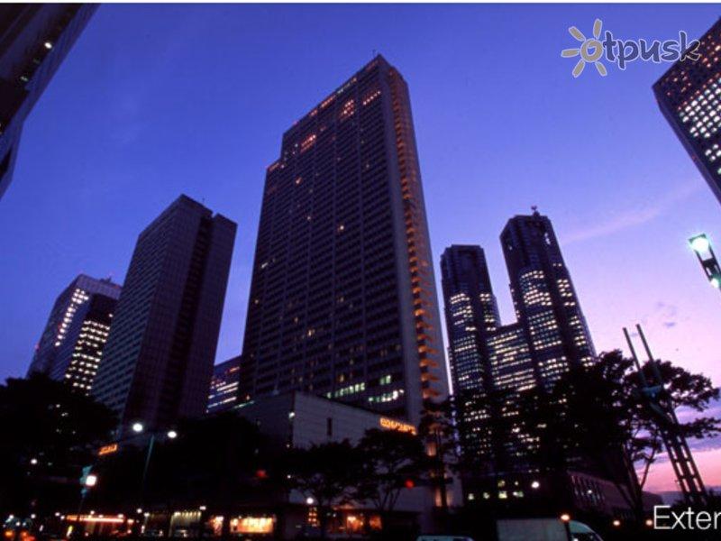 Отель Keio Plaza 4* Токио Япония