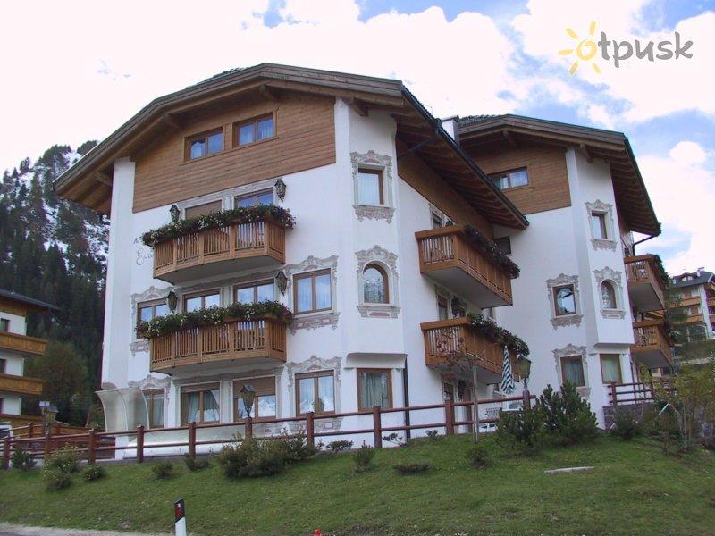Отель Apartments Evaldo 3* Арабба - Мармолада Италия