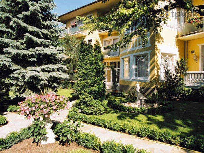 Отель Schlosshotel Oth 4* Баден Австрия