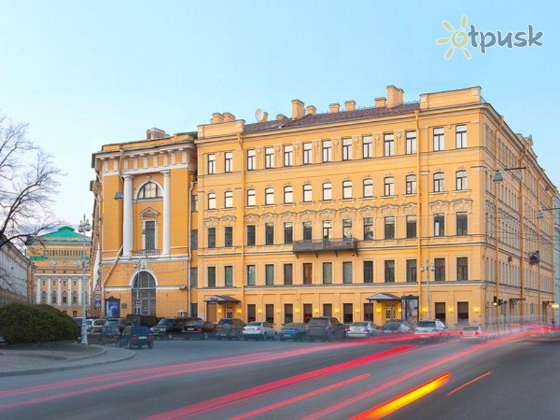 Отель Rossi 2* Санкт-Петербург Россия