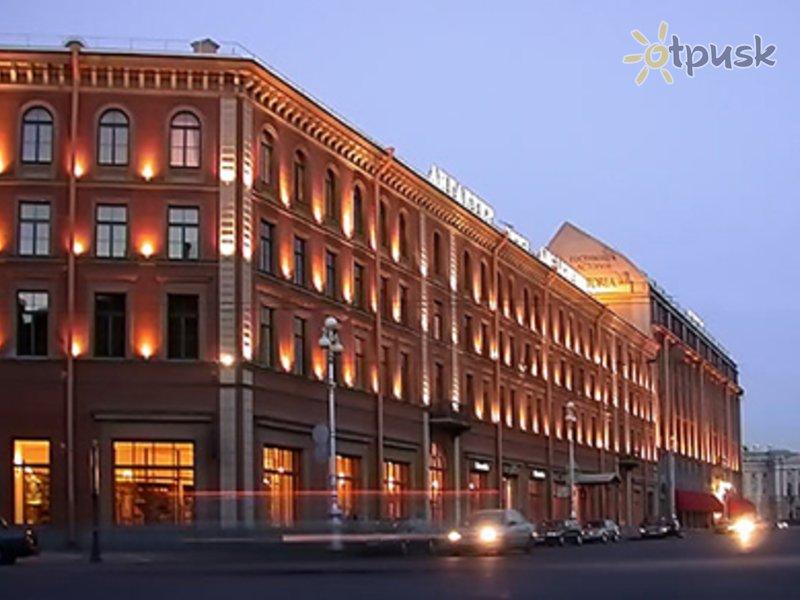 Отель Англетер 3* Санкт-Петербург Россия