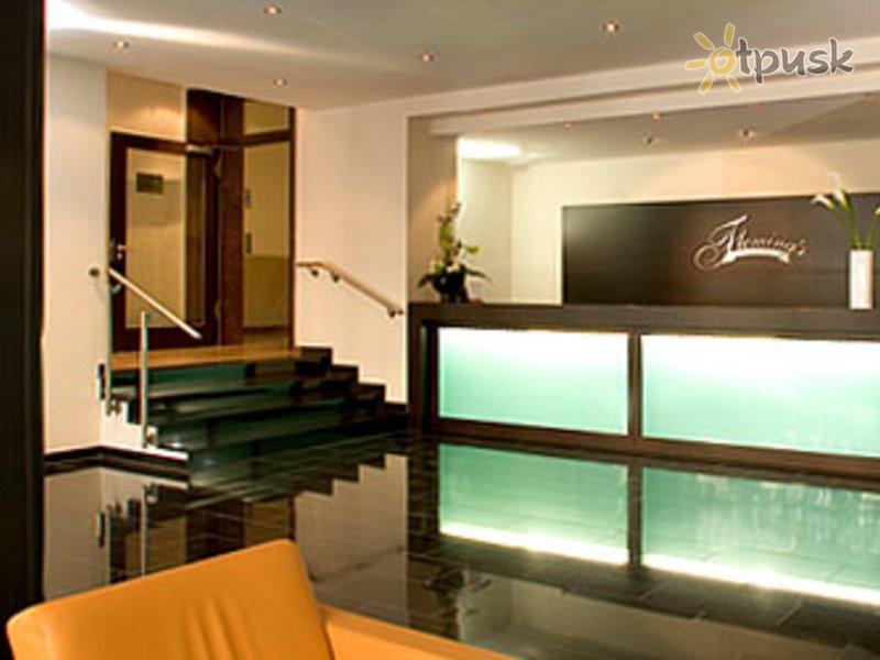 Отель Flemings Hotel Schwabing 4* Мюнхен Германия