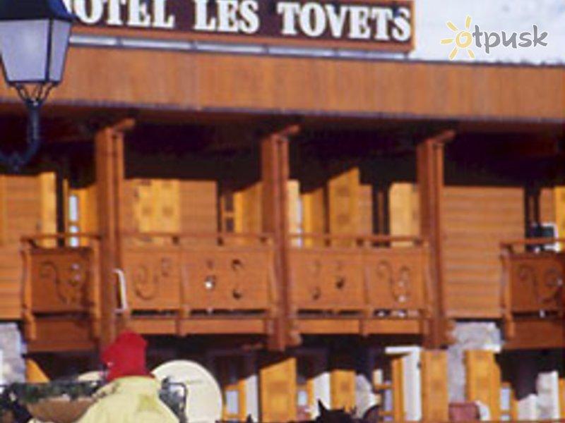 Отель Les Tovets 4* Куршевель Франция
