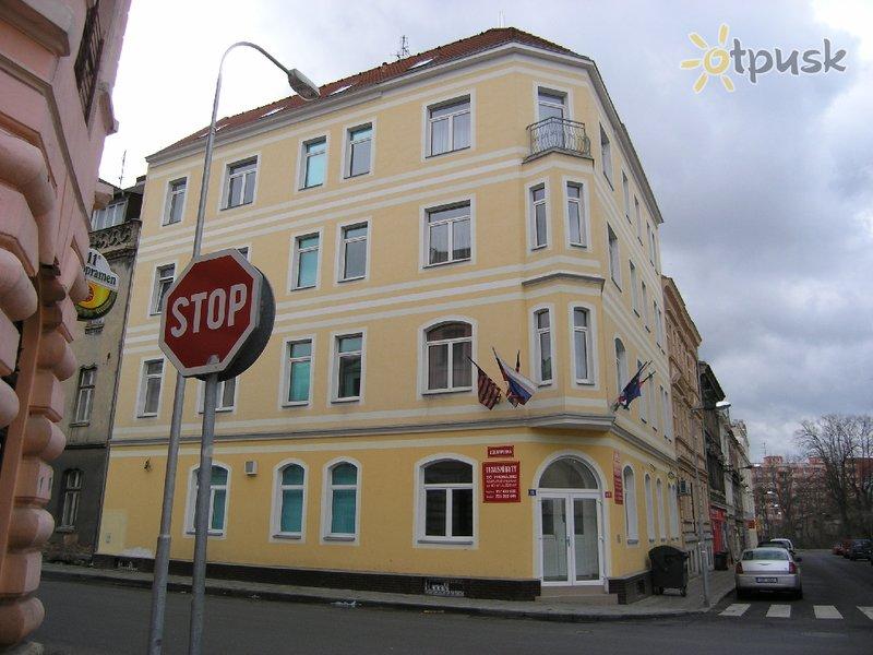 Отель Fisher 3* Теплице Чехия