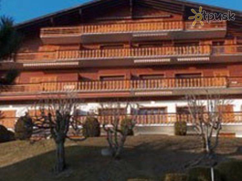 Отель Gai Matin 3* Виллар Швейцария