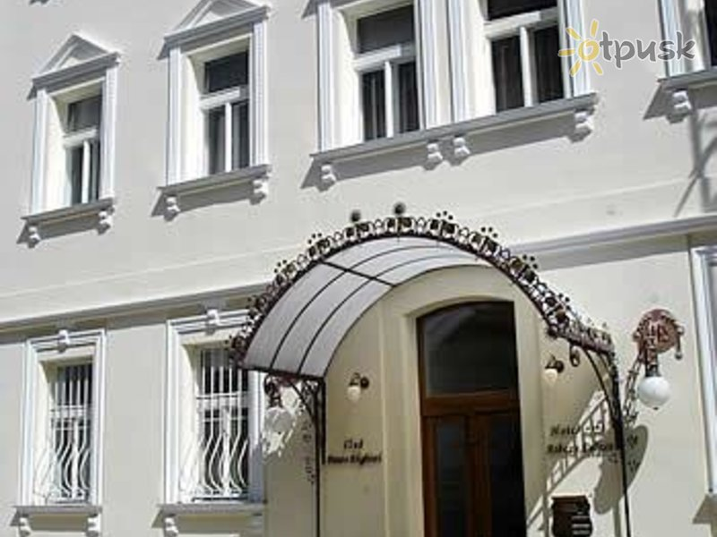 Отель Athena Palace 3* Прага Чехия