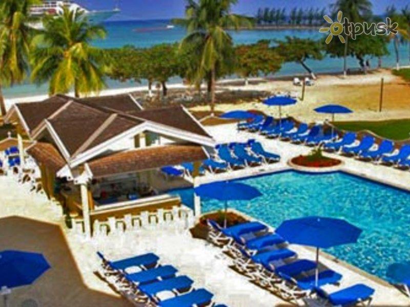 Отель Rooms On The Beach 4* Очо Риос Ямайка