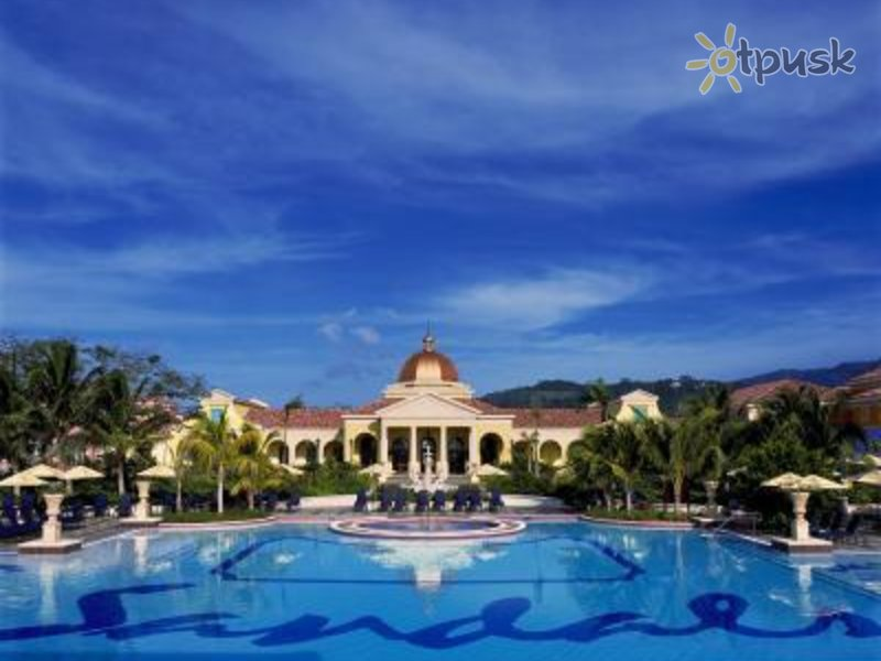 Отель Sandals Whitehouse European Village & Spa 5* Негрил Ямайка