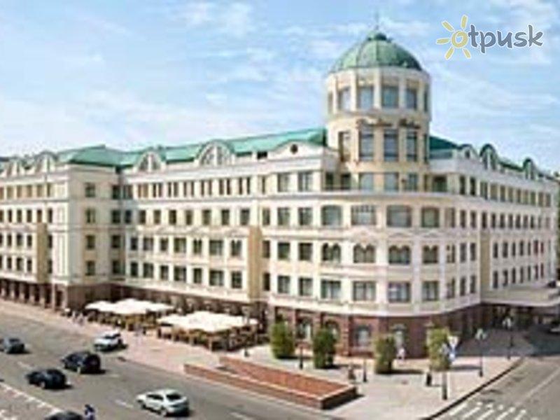 Отель Донбасс Палас 5* Донецк Украина